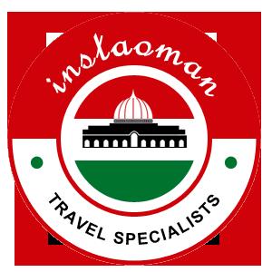 Insta Oman Visa Logo